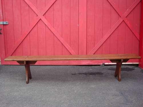 long bench-500